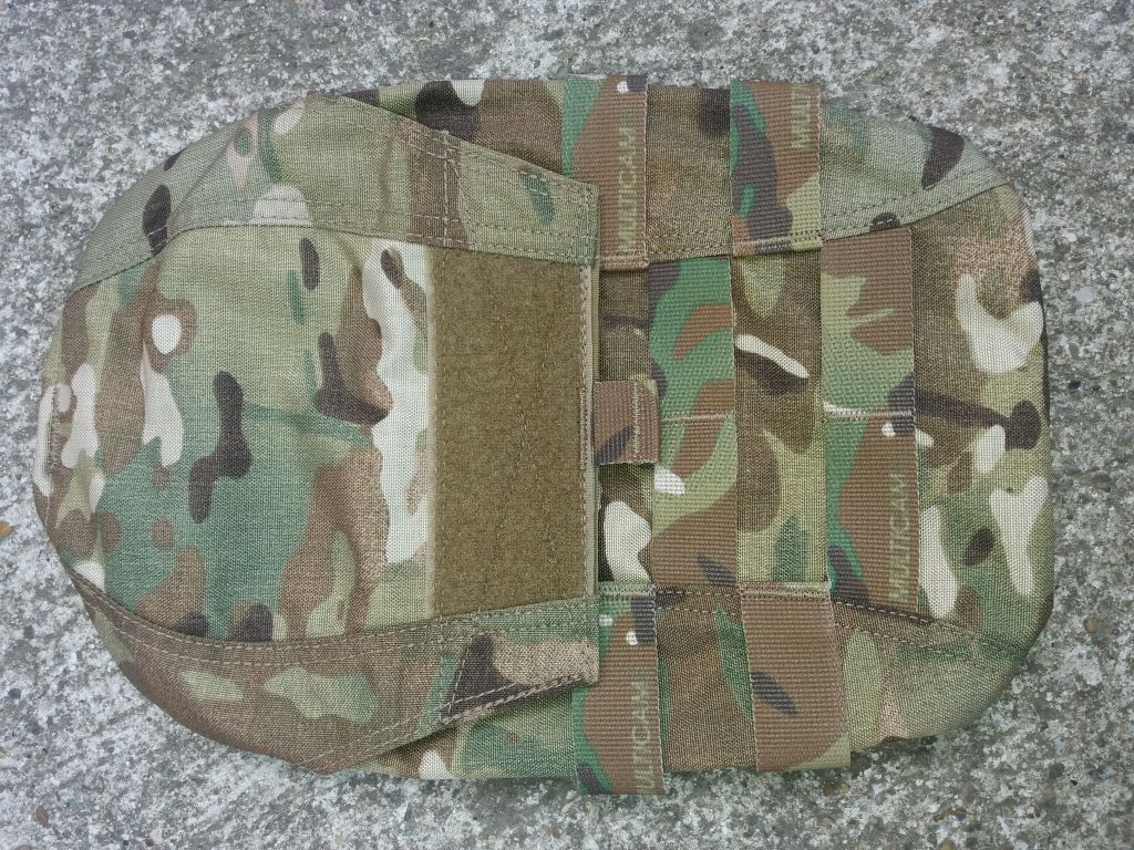 USA Multicam ivózsák huzat (TYR Tactical), 1,5L