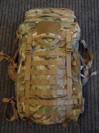 41c8b7cf00 Angol Katonai hátizsák, Karrimor Predator MTP, MOLLE