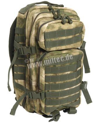 3035430dc002 Assault taktikai közepes MOLLE hátizsák, Mil-TACS FG (A-TACS FG ...