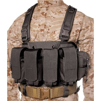 Blackhawk Commando Chest Harness, Chest Rigg