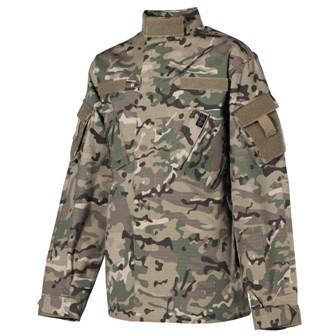 6be7b8b308 Gyerek ruha szett, ACU szabású, Multicam