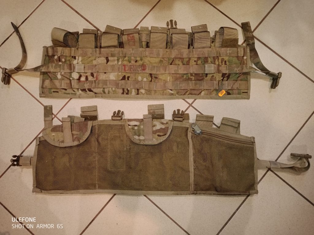 USA, MOLLE II Tactical Assault Panel, Multicam