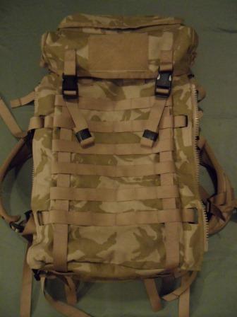 895225f6e5 Karrimor Predator, Angol katonai MOLLE hátizsák, DDPM