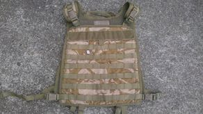 Plate Carrier, MOLLE DDPM