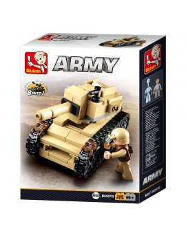 SLUBAN ARMY - Mini Tank