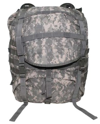 US ARMY ACU Digital MOLLE II Hátizsák, SDS