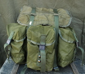 USA Alice Pack hátizsák, medium, Olívzöld, (Vietnam)