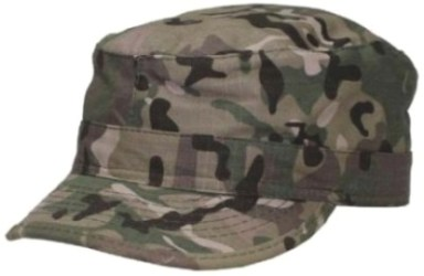 USA BDU sapka (field cap) Multicam