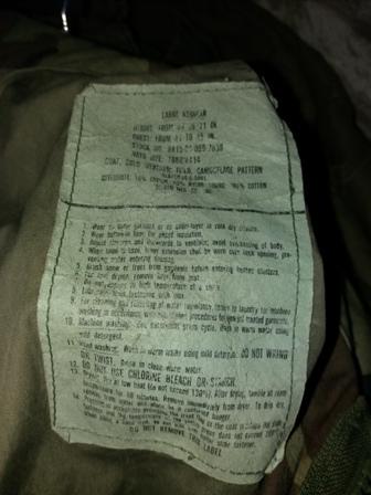 ac84a4eaf4 USA M65 kabát, woodland, eredeti – Légiós Military
