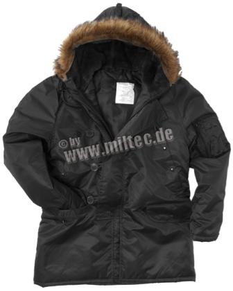 Amerikai Egyesült Államok Légierő Kabát, Parka hideg